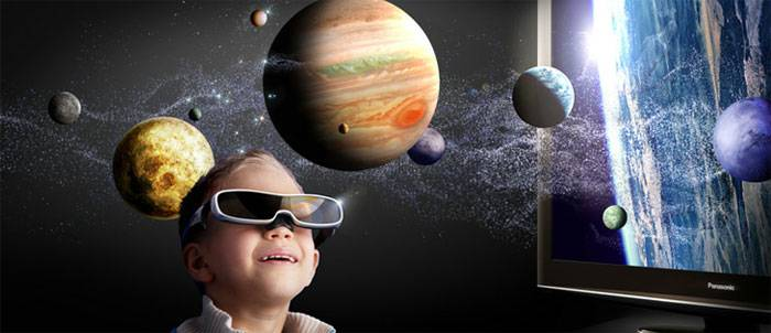 малыш и космос