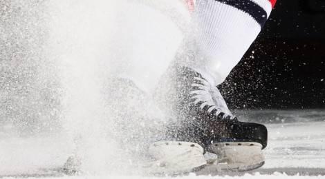 Как выбрать хоккейные коньки и не остаться на скамейке запасных.