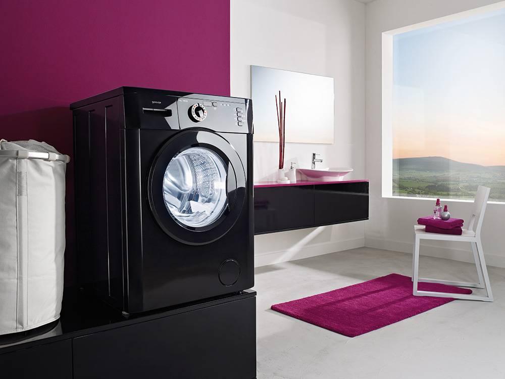 как выбрать стиральную машину автомат в интерьер