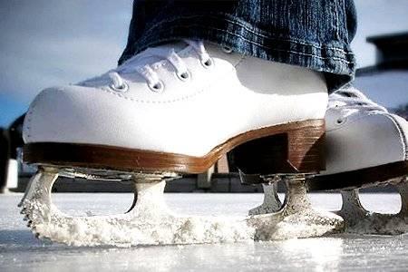 польза от катания на коньках