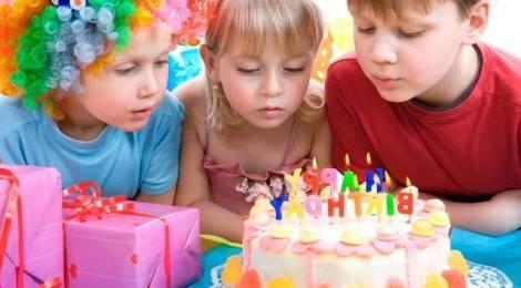 Как отметить день рождения ребенка в 6 лет.