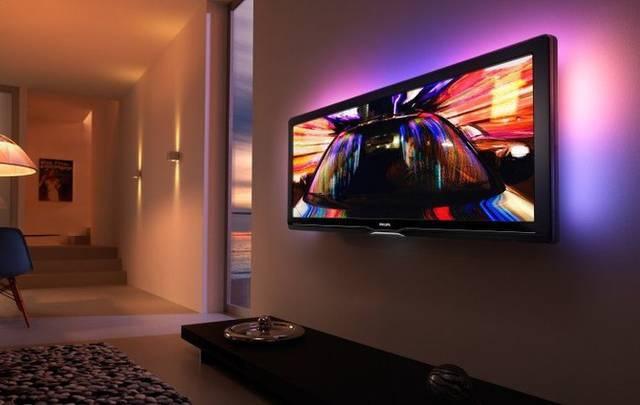 телевизор технологии LED