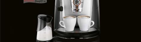 Бодрое доброе утро, или умная кофемашина на кухне.